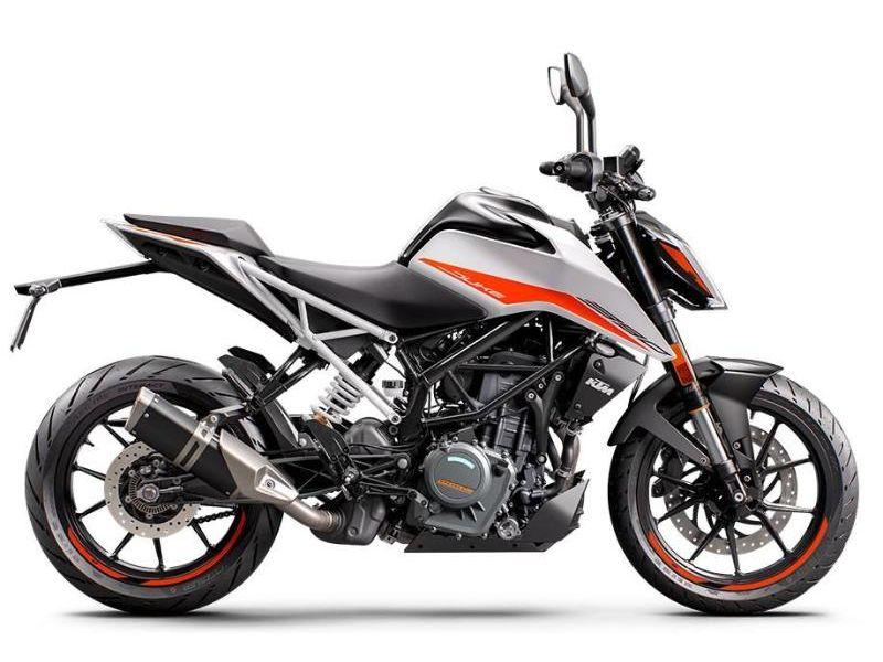 MSU-2021F4375U2 Neuf KTM 390 DUKE BLANC 2021 a vendre 1