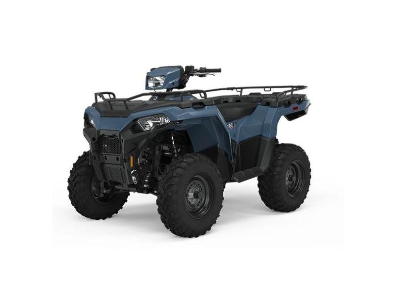 MSU-2021A21SEG50A5 Neuf POLARIS Sportsman 450 H.O. Utility Zenith Blue 2021 a vendre 1
