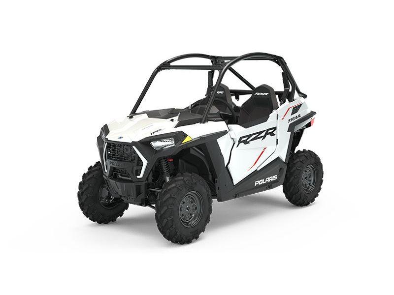 MSU-2021Z21A5A87B2 Neuf POLARIS RZR Trail Sport White Lightning 2021 a vendre 1