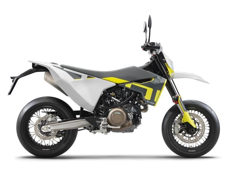 MSU-2021F2675U3 Neuf HUSQVARNA 701 Supermoto 2021 a vendre 1