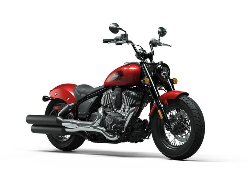 MSU-2022N22DLBAGCM Neuf INDIAN Chief Bobber Ruby Metallic (ABS) 2022 a vendre 1