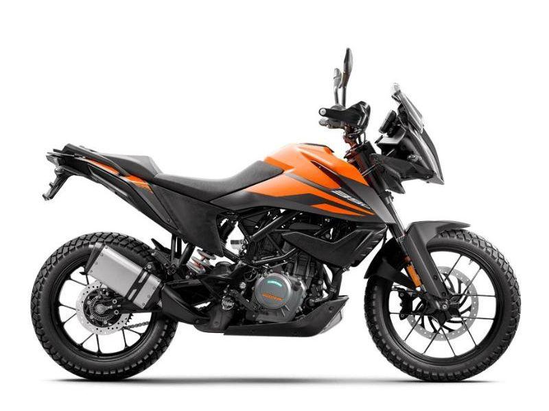 MSU-2021F5375U6 Neuf KTM 390 ADVENTURE ORANGE 2021 a vendre 1