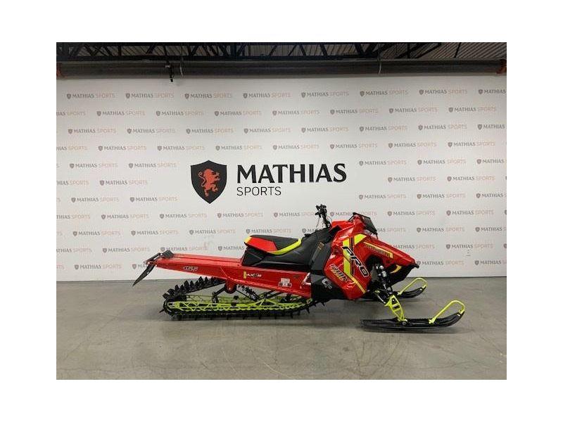MS-21-0389 Occasion POLARIS 850 RMK PRO 155 2.75 Démo 2021 a vendre 1