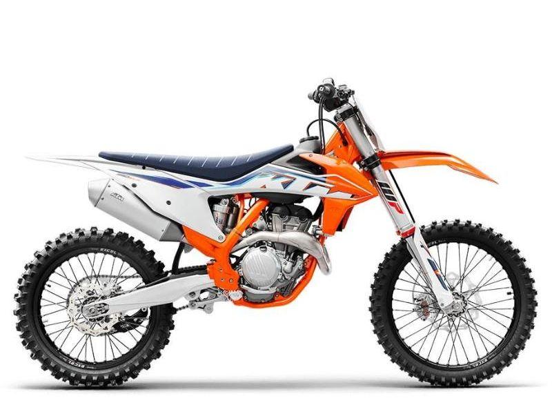 MSU-2022F8275V5 Neuf KTM 350 SX-F 2022 a vendre 1