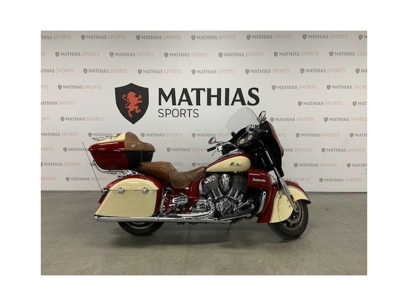 MS-21-0643A Occasion INDIAN Roadmaster 2015 a vendre 1