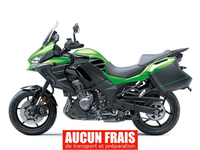 MSU-2020KLZ1000CLF Neuf Kawasaki VERSYS 1000 ABS LT  2020 a vendre 1
