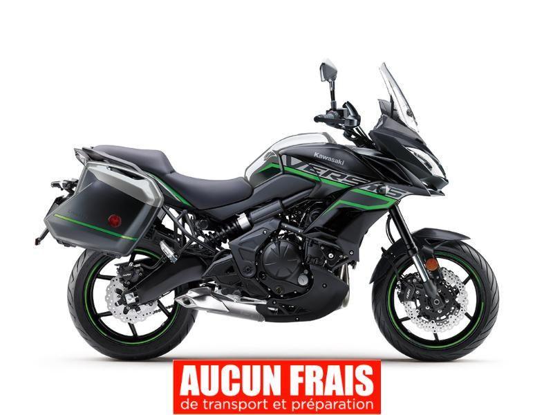 MSU-2020KLE650FLFA Neuf Kawasaki VERSYS 650 ABS LT SE 2020 a vendre 1