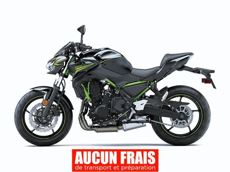 MSU-2020ER650KLF Neuf Kawasaki Z650 ABS 2020 a vendre 1
