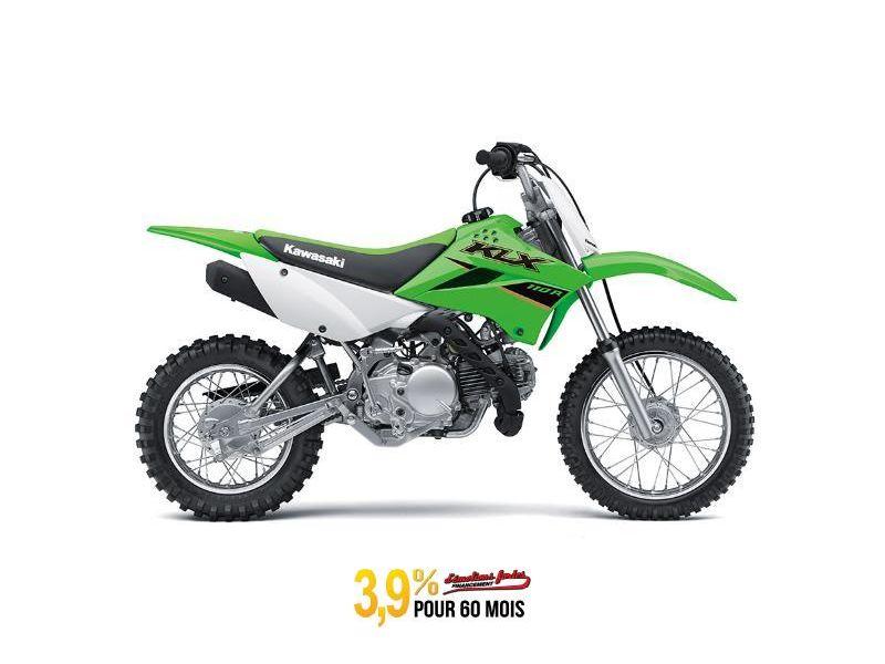 MSU-2022KLX110CNFNN Neuf KAWASAKI KLX110R 2022 a vendre 1