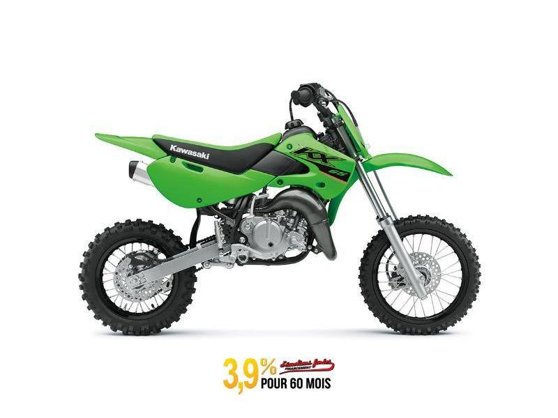 MSU-2022KX65CNFNN Neuf KAWASAKI KX65 2022 a vendre 1
