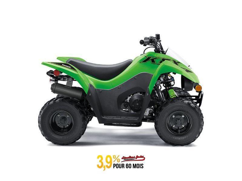 MSU-2022KSF50BNFNN Neuf KAWASAKI KFX50 2022 a vendre 1