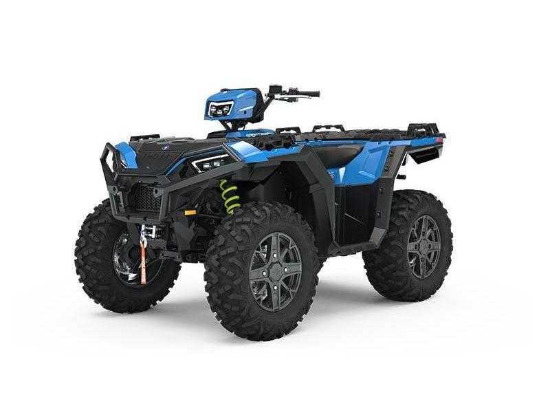 MSU-2021A21SXZ85AN Neuf POLARIS Sportsman 850 Édition limitée Ultimate Trail 2021 a vendre 1