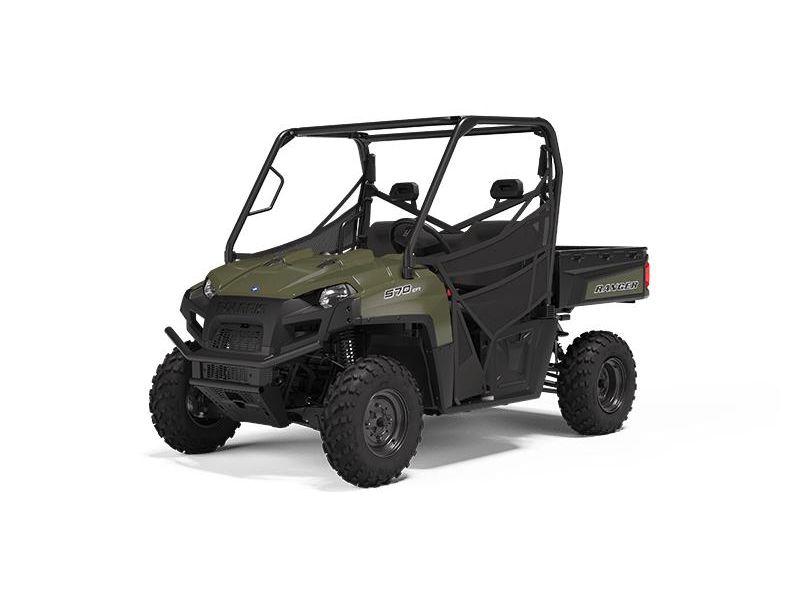 MSU-2022R22CCA57A1 Neuf POLARIS Ranger 570 Full-Size 2022 a vendre 1