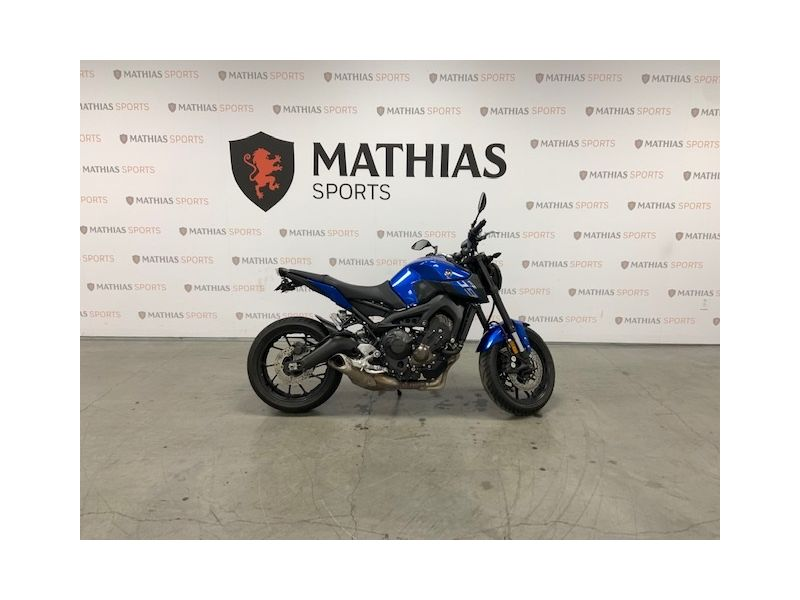MS-21-0999A Occasion YAMAHA FZ-09 ABS 2016 a vendre 1