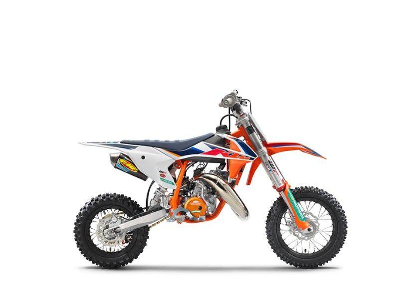 MSU-2022F6075V4 Neuf KTM 50 SX FACTORY EDITION 2022 a vendre 1