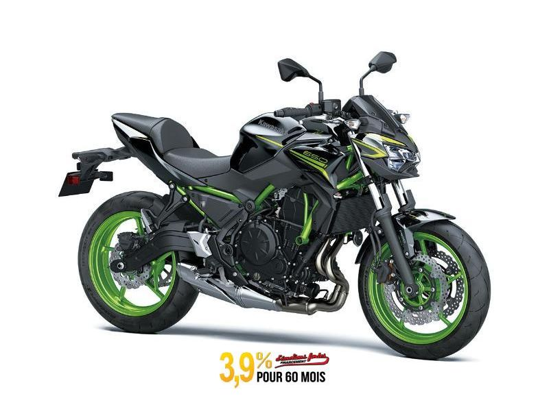 MSU-2021ER650KMFAN Neuf KAWASAKI Z650 ABS 2021 a vendre 1