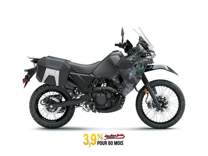 MSU-2022KL650HNFAN Neuf KAWASAKI KLR650 ADVENTURE  2022 a vendre 1