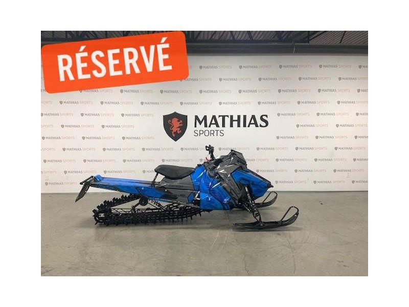MS-P22-0002 Occasion POLARIS 850 PRO RMK 155 2019 a vendre 1