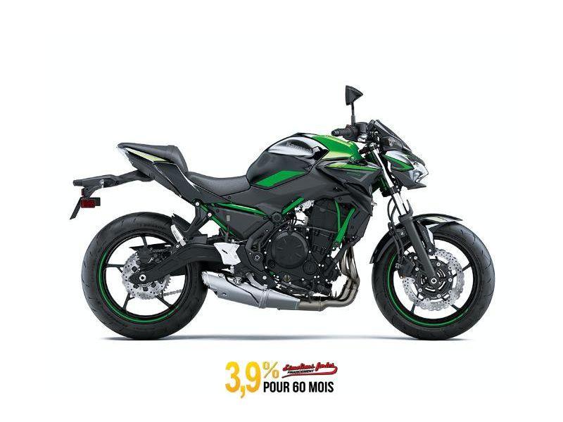 MSU-2022ER650KNFAN Neuf KAWASAKI Z650 2022 a vendre 1