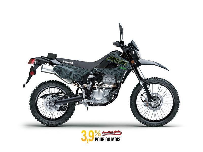 MSU-2022KLX300DNFAN Neuf KAWASAKI KLX300 2022 a vendre 1