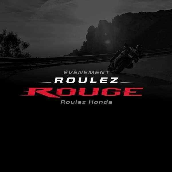 Événement Roulez Rouge Honda