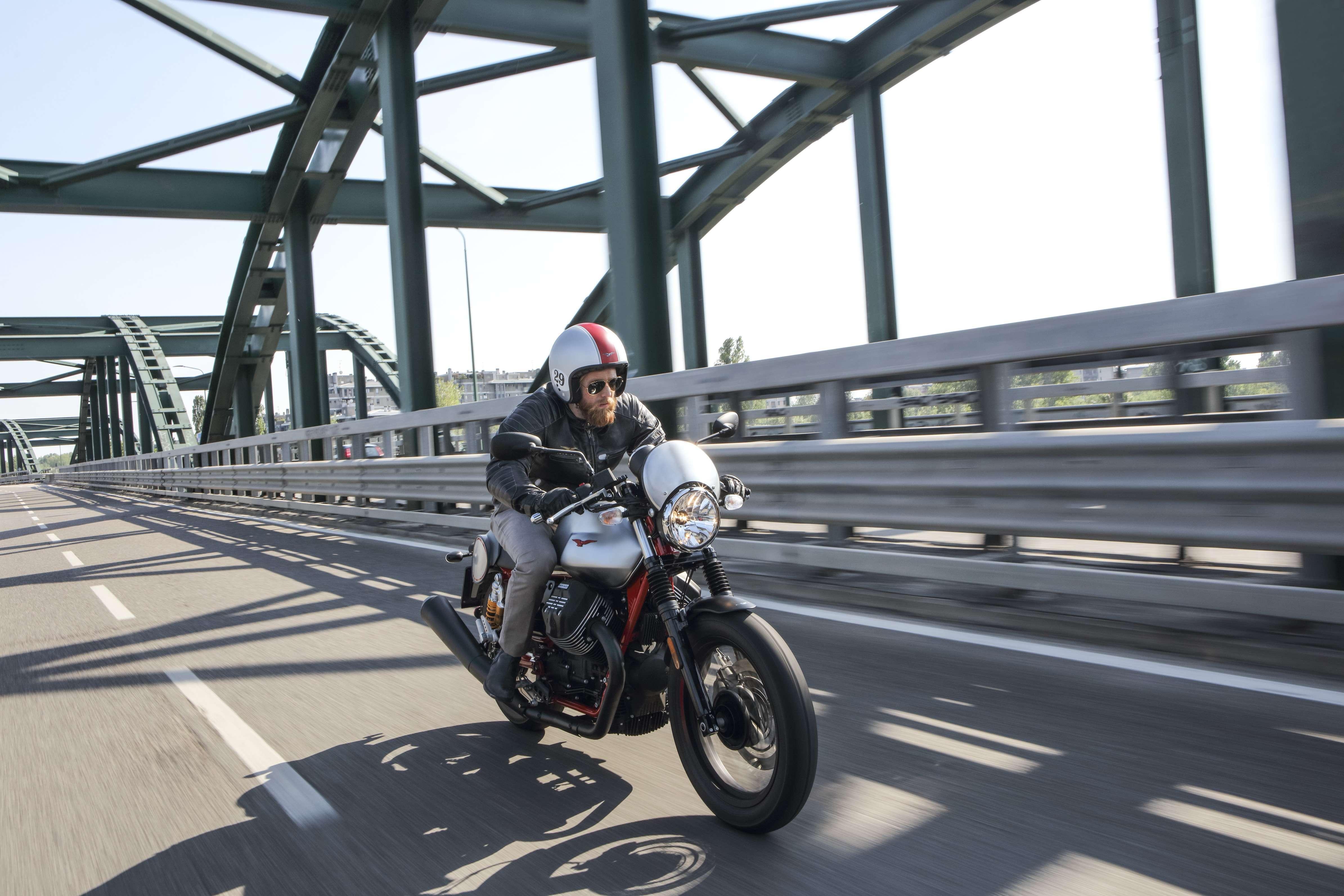 Ne manquez pas l'opportunité d'essayer la gamme Moto Guzzi le 26 mai!