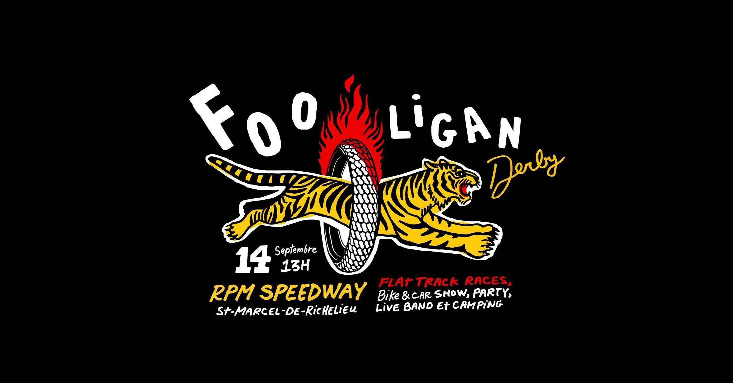 Fooligan Derby: LA course de flat-track à ne pas manquer