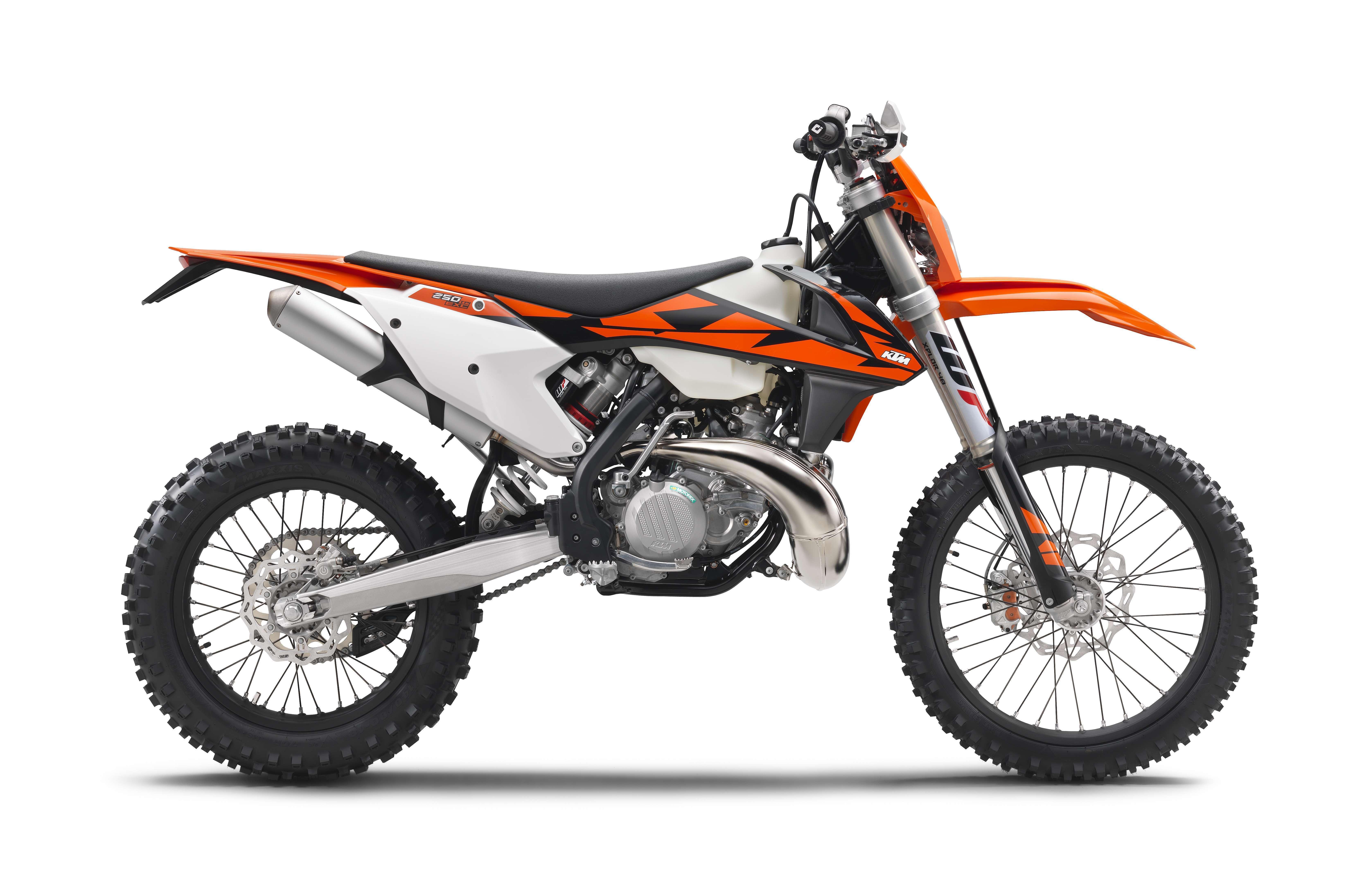Choisir son modèle KTM Enduro