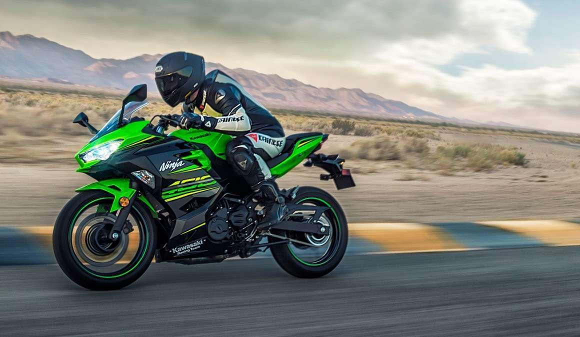 Venez (re)découvrir et essayer nos modèles Kawasaki le 27 mai